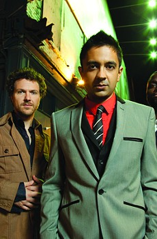 WE THREE Though complex, the music of Vijay Iyer's trio has found acceptance across many different communities.