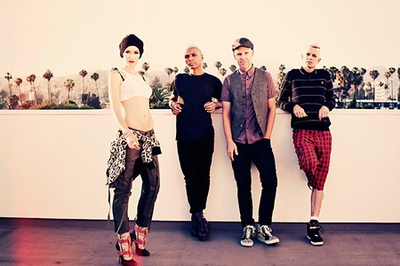 WITHOUT A DOUBT Gwen Stefani and band are only playing a few shows this year, and BottleRock is one of them.
