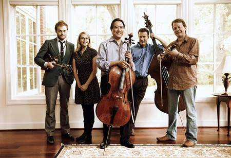 YO-YO MA'S GOAT RODEO SESSIONS