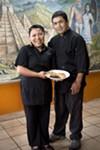 <b>YUCATAN PRIDE</b> Genny and Antonio Barrios of Rancho Viejo Restaurant.