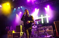 Live review: +++, The Fillmore (5/15/2014)