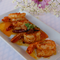 1. Indulge in the fruits of the sea at Miro Spanish Grill.