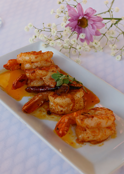 ENID VALU - 1. Indulge in the fruits of the sea at Miro Spanish Grill.
