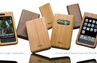 Earth Day gift idea: Bamboo iPhone case