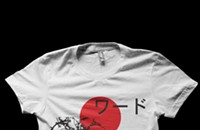 Buy this locally designed T-shirt, help out Japan tsunami victims