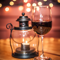105. Turn off the smartphone, undo the top two buttons of your shirt and have a glass of red at Vintage Wine Lounge.