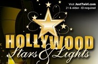 JustTwirl.com presents a Hollywood-themed dance party