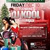 This weekend's top nightlife events (12/10-12/11)