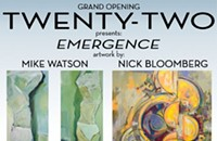 Twenty-Two opens this weekend