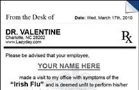 3rd annual Irish Flu Bar Crawl kicks off soon