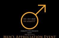 Upcoming: Men's Appreciation Event