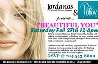Upcoming: 'Beautiful You' at Jordanos