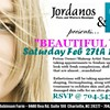 Upcoming: 'Beautiful You' at Jordanos
