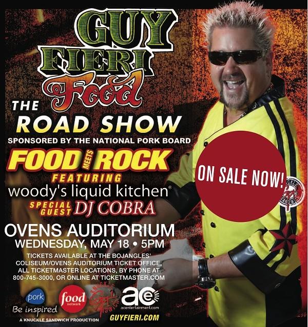 1st ad Guy Fieri