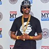 2 Chainz talks voting rights to ex-felons
