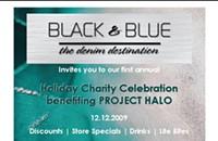 Upcoming: Black & Blue's Holiday Charity Celebration