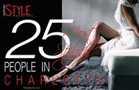 REMINDER: Charlotte Style Mag's 3rd Annual 25 Most Stylish event