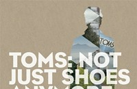 Revolution participates in TOMS mystery box opening today