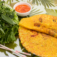 27. Opt for authentic Vietnamese food. Eat at Ben Thanh.