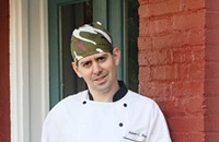 3 questions with Adam Reed, executive chef