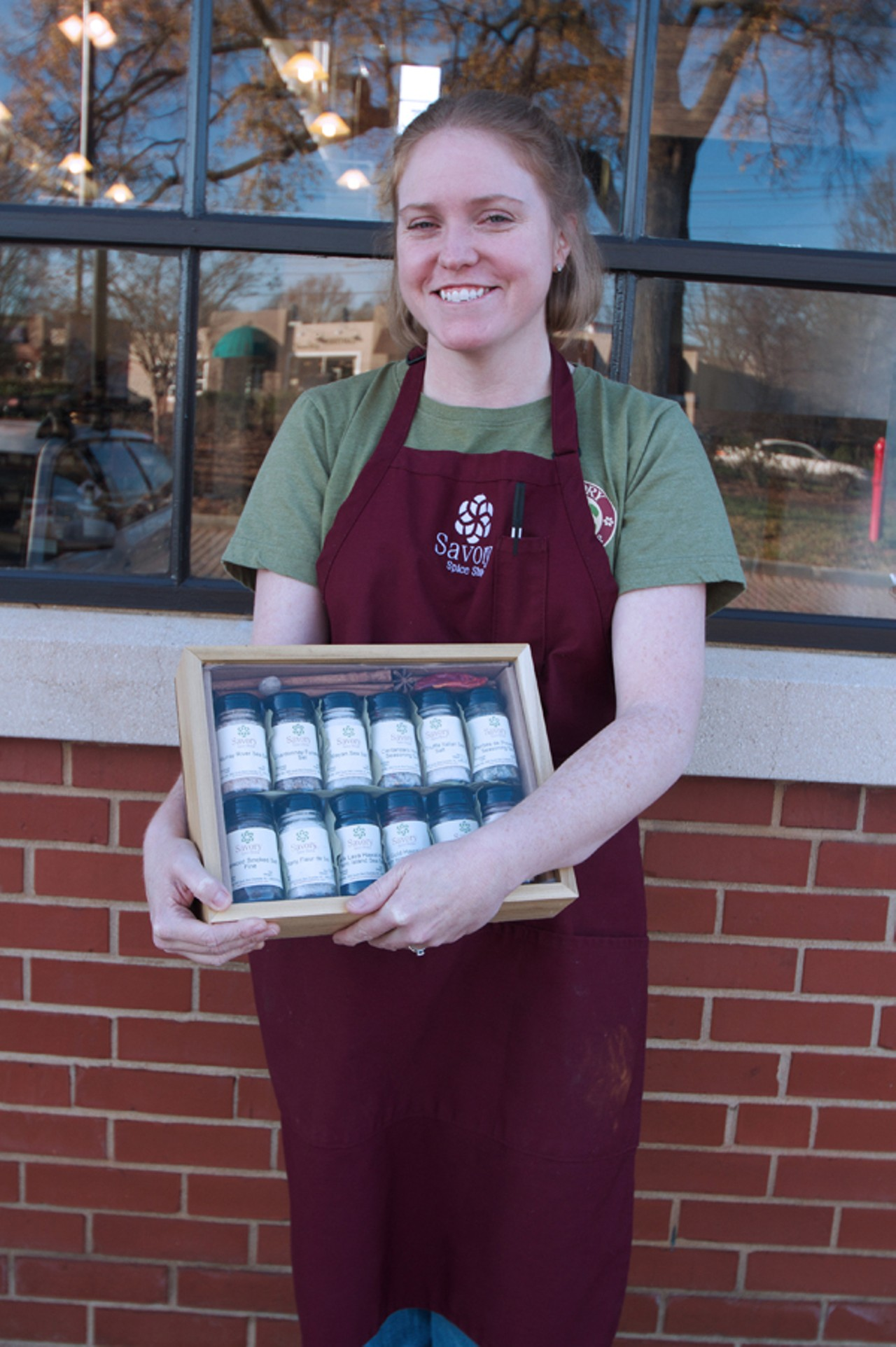3 questions with Amy MacCabe, owner of Savory Spice Shop
