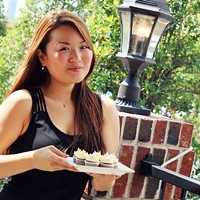 3 questions with Angela Kim, food blogger