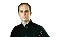 3 questions with Evan Micek, line cook