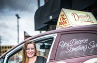 3 questions with Irma Wolfe of Desserts Delivered