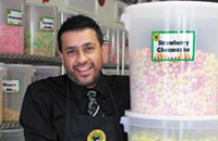3 questions with Jay Pithwa, owner of Tastebuds Popcorn