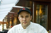 3 questions with Jon Fortes, executive chef