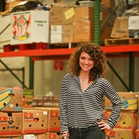 3 questions with Katie Levans, creator of Plateshare