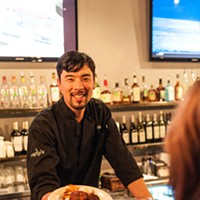 3 questions with Raymond Dover, owner of Miyagi's