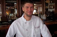 3 questions with Sam Crook, Whiskey Warehouse kitchen manager