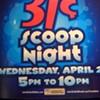31 Cent Scoop Night at Baskin Robbins