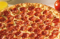 Free pizza at Donatos today, July 20