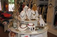 Fresh Boutique's jewelry sale