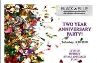 Happy 2nd anniversary to Black & Blue