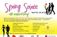 Upcoming: Ballantyne Village's Spring Soiree