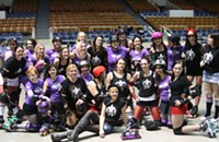 Oh, to be a derby girl