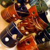 Photo: Holiday Eco-Cuffs
