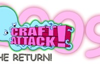 Preview of Craft Attack! 2009