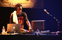 9th Wonder at Re:Public tonight (9/29/2012)