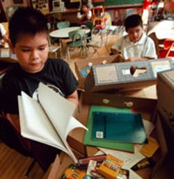 GETTY IMAGES - A Child's Place can use donations of school supplies, - along with other items