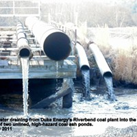A coal ash history lesson from the Queen of Coal Ash