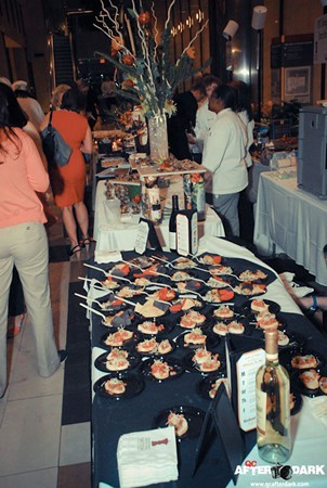 A glimpse of the selections at last years event
