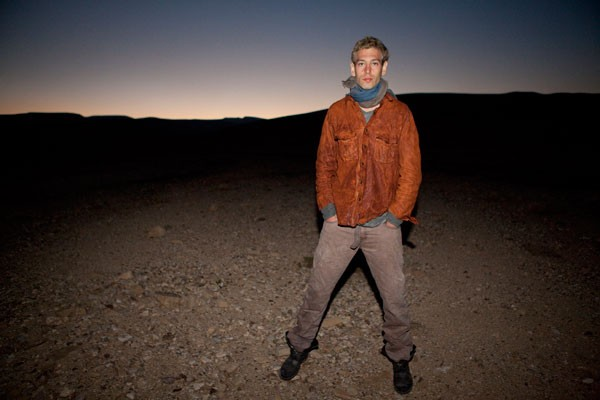 A LITTLE OFF THE TOP: Matisyahu