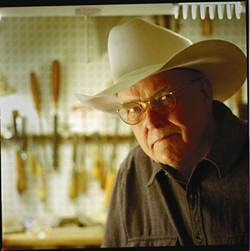 SENOR MCGUIRE - A LUTHIER CONTINUES: the great Guy Clark