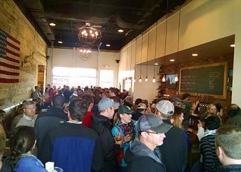 A recap of one of Charlotte Beer's biggest weekends