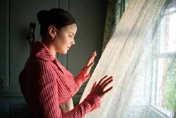APPARITION - A ROOM WITH A VIEW: Abbie Cornish in Bright Star.