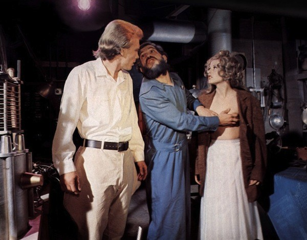 A scene from the softcore spoof Flesh Gordon, one of the films showcased in 42nd Street Forever (Photo: Mammoth Films & Synapse Films)